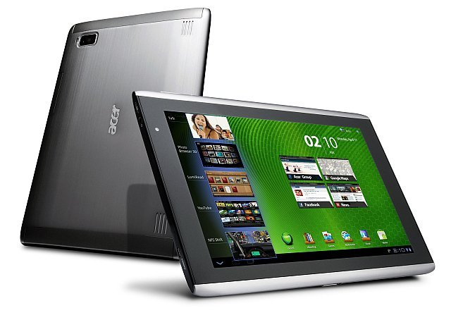 Androidli Acer ICONIA Tab A501