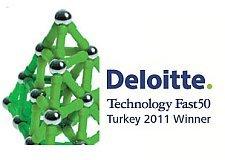 Deloitte Teknoloji Fast50 - Turkiye 2011