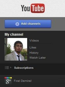 Yeni Youtube