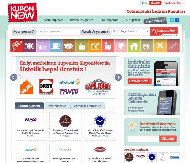 Kuponnow  Site