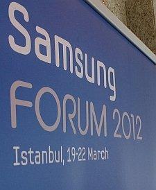 Samsung Forum 2012