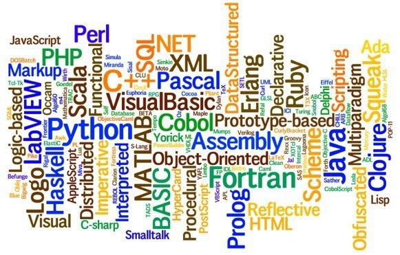 Dünyada popüler olan programlama dilleri ve teknolojiler - Webrazzi