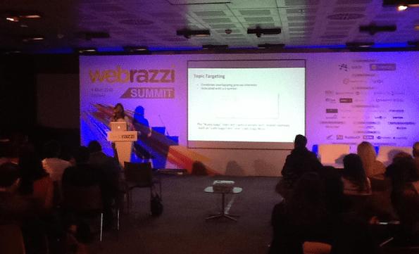 Facebook Webrazzi Summit Oturumu