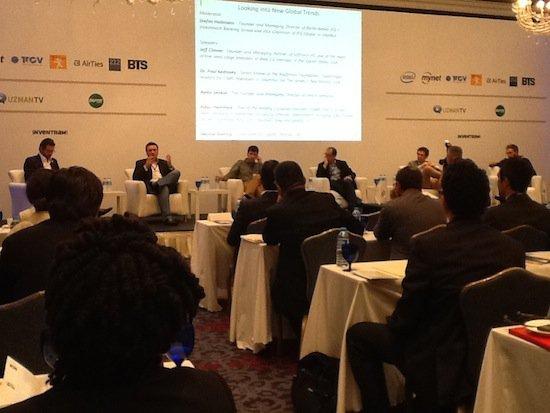 Galata Melek yatırımcılar ağı - inverstor meetup