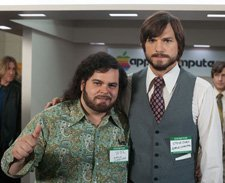 Steve Jobs'u Macword'e Aston Kutcher taşıyacak
