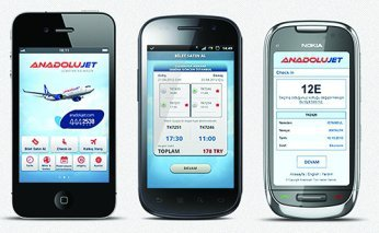 Anadolu jet mobil