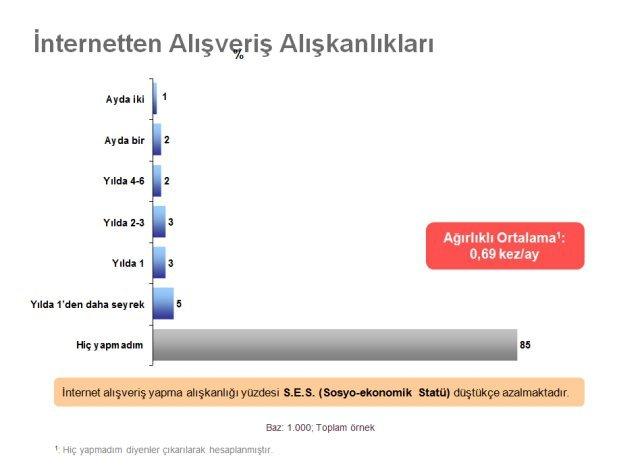 Turkiye eticaret raporu