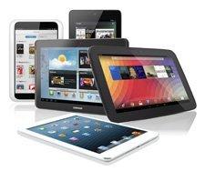 Son çeyrekte satışa sunulan her altı bilgisayardan biri iPad