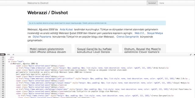 divshot-webrazzi