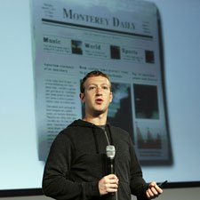 Facebook yeni haber kaynağı