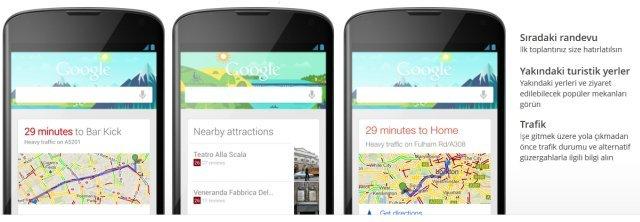 google now asistan