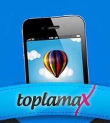 toplamax.com mobil puan uygulama