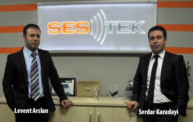 Levent Arslan Serdar Karadayi Sestek