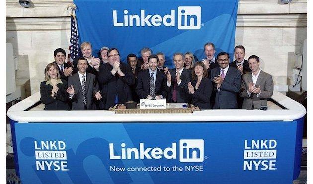 LinkedIn'in halka arzı...