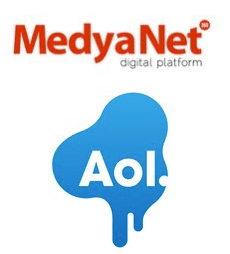Medyanet bu kez AOL'i yabancı iş ortakları arasına ekledi