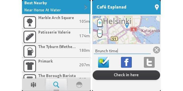 Foursquare'ın yeni hedefi milyonlarca Nokia kullanıcısı