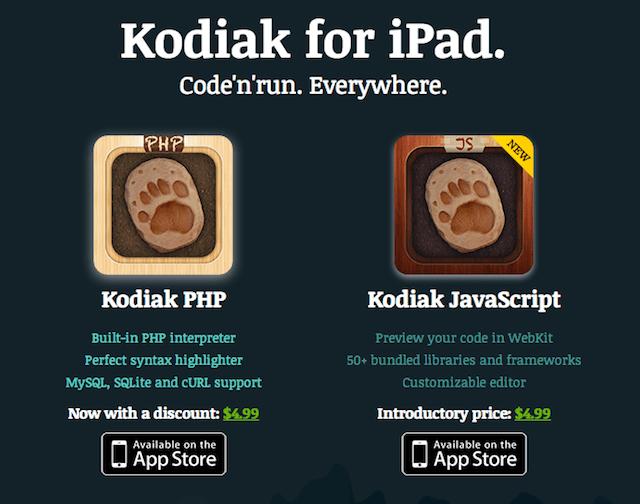 kodiak-php-ve-js
