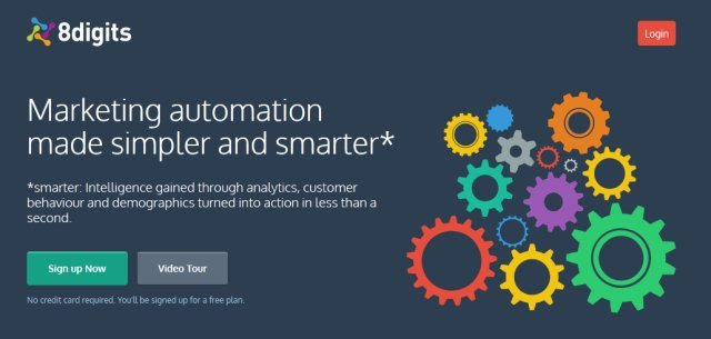 8digits marketing automation