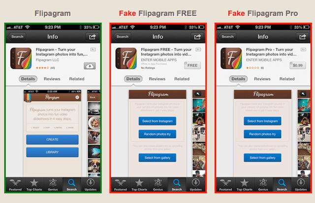 flipagram-fake-uygulamalari