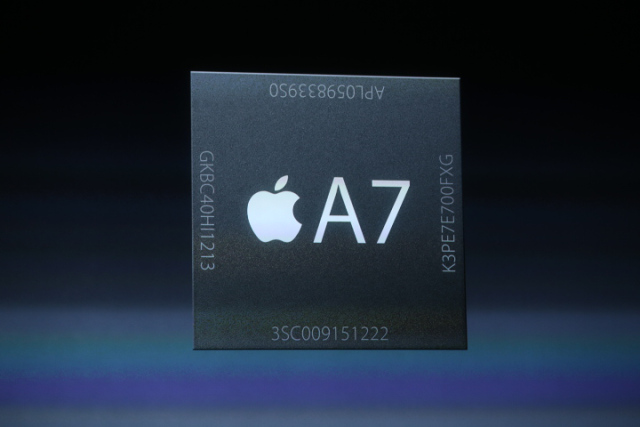apple iphone 5s a7 işlemci