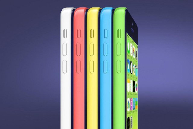 Apple iPhone 5C renkleri