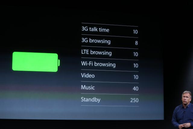 iphone 5s sarj durumu