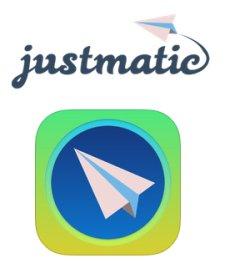 justmatic sosyal haber uygulamasi social news reader