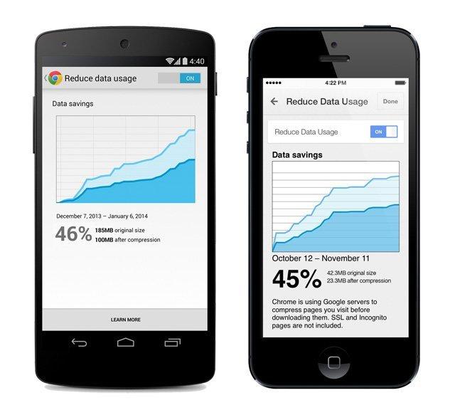 chrome-spdy-640 Google Chrome Mobil Data Kullanımınızı %50 Azaltacak, Ama Bir Şartı Var Google Chrome Mobil Data Kullanımınızı %50 Azaltacak, Ama Bir Şartı Var chrome spdy 640