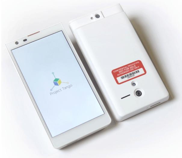 project tango google telefon