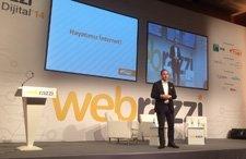 Mert Başar: Türkiye'de internette geçirilen süre Avrupa ortalamasının üzerinde