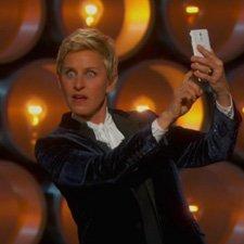 Oscar'a selfie'ler ve Twitter damga vurdu