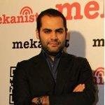 Ali Servet Eyüboğlu - Mekanist.net
