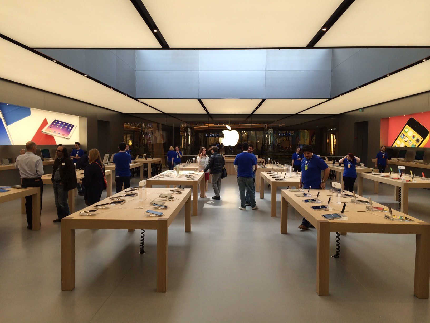 Apple Store İstanbul 1