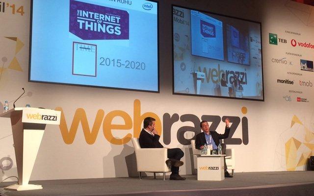 Burak Aydın: Nesnelerin interneti ve uygulamalar her şeyi değiştirecek