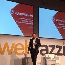 Ömer Kuyucu: Türkiye dijital bağlantılı dünyanın yeni lideri olmalı
