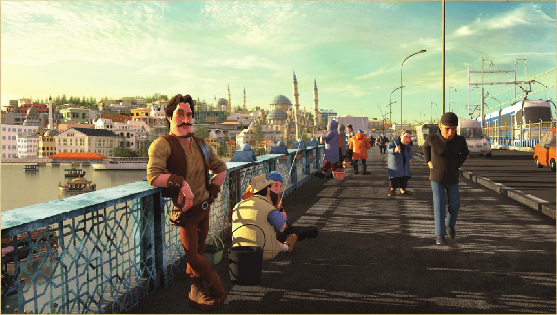 Evliya Çelebi_İstanbul