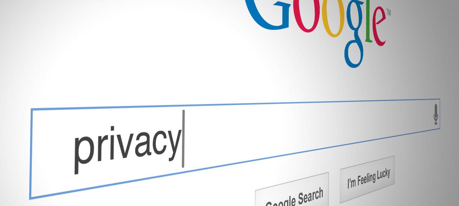 google kisisel gizlilik