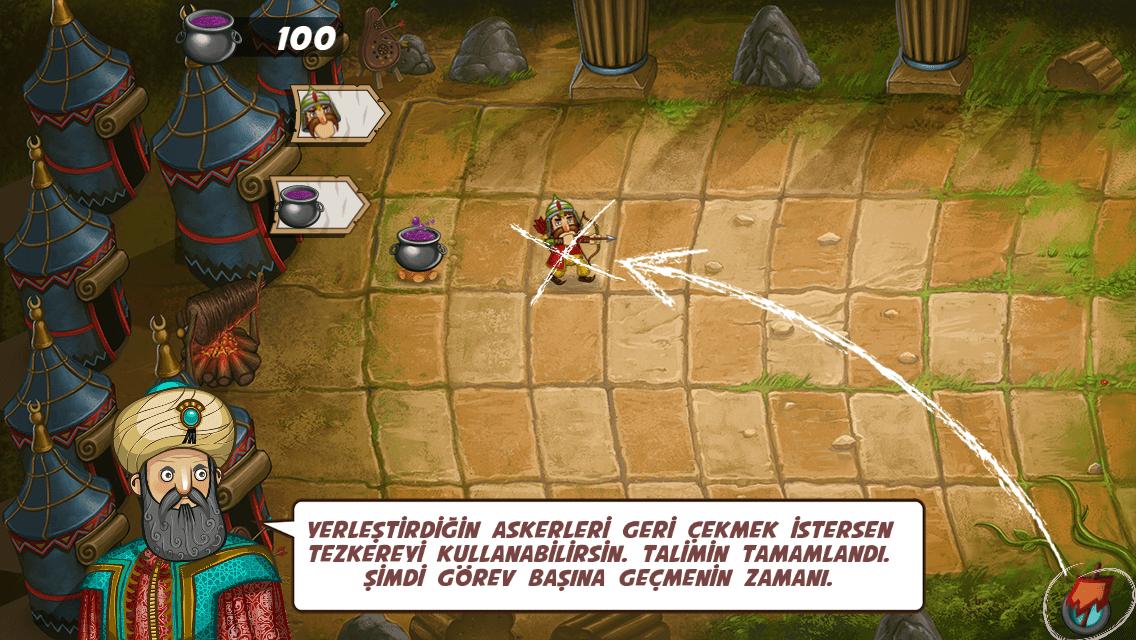Ottomania'nın Android sürümü ücretsiz olarak yayında