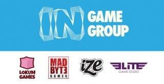 Ingame Group turk oyun sirketi oyun yayincisi dijital oyunlar
