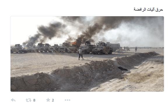 IŞİD Twitter