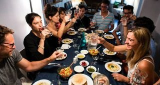 airbnb-dinner
