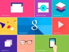 google tasarim material design
