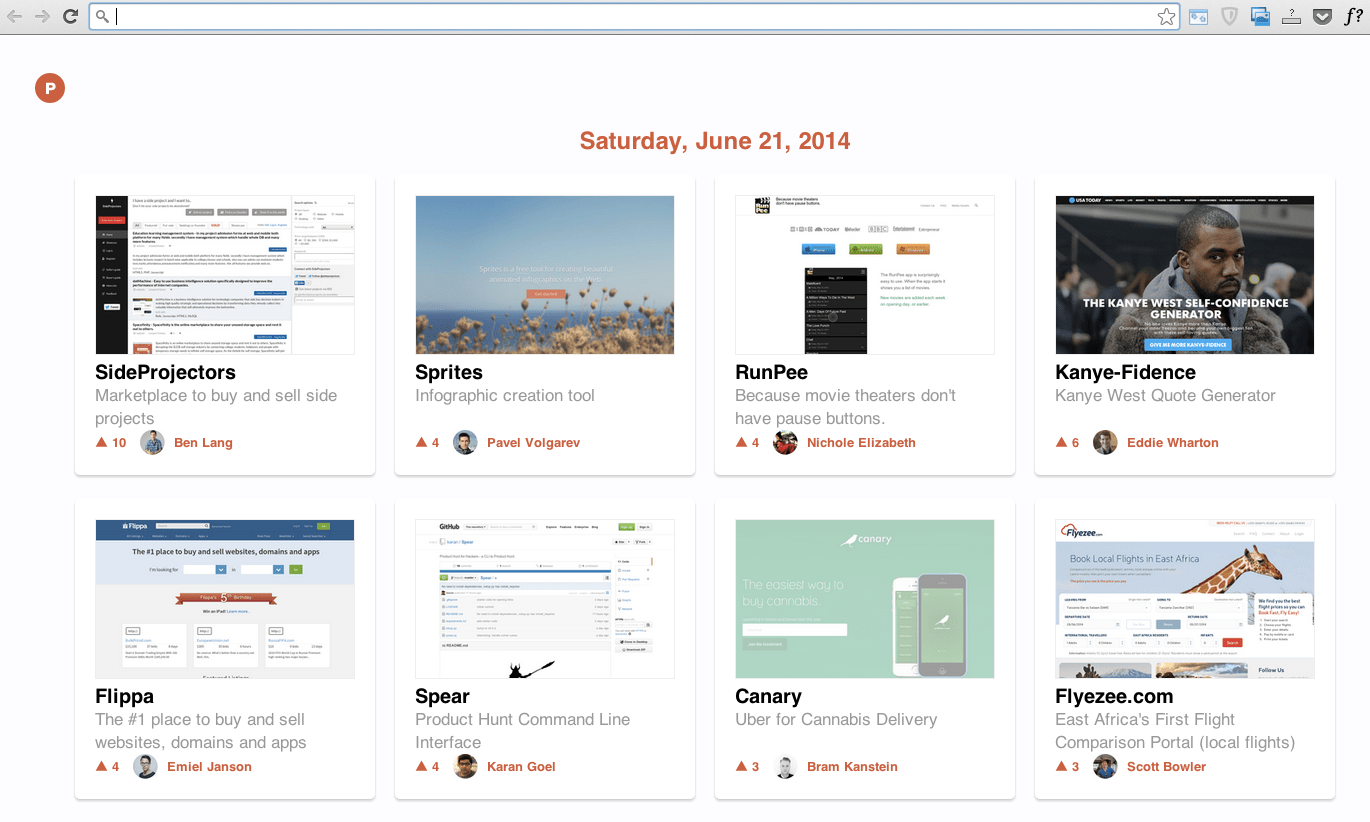 product-hunt-chrome-extention