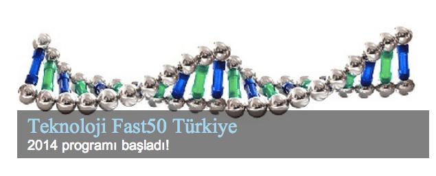 Deloitte Teknoloji Fast50 Türkiye 2014