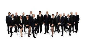 Turkcell'in yeni yönetim ekibi