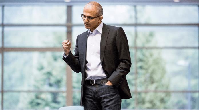 Nadella Satya Microsoft