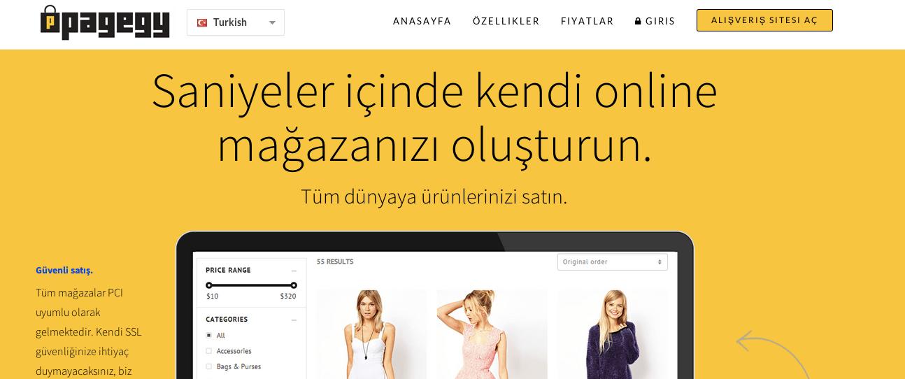 b9afc8ef96bad Yeni e-ticaret platformu Pagegy.com Türkiye ile birlikte Rusya ve Doğu  Avrupa pazarlarını hedefliyor