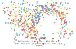 google ventures europe google yatirim