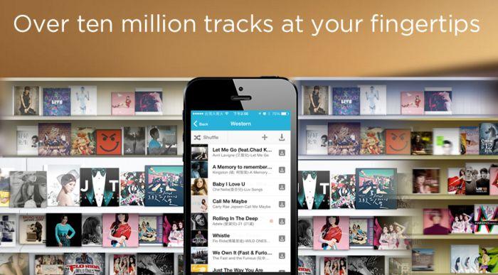 kkbox muzik uygulamasi tayvan spotify 2