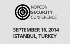 nopcon.org bilgi guvenligi konferansi